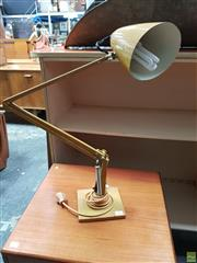 Sale 8625 - Lot 1068 - Camel Planet Lamp -