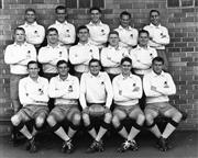 Sale 8754A - Lot 70 - NSW Rugby Union Team, 1959 - 20 x 25cm