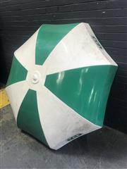 Sale 9034 - Lot 1017 - TAB Fibreglass Umbrella Top, No pole (d: 174cm)