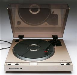 Sale 9156 - Lot 26 - Marantz Record Player