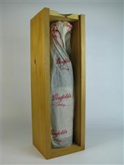 Sale 8340A - Lot 662 - 1x 1997 Penfolds Bin 95 Grange Shiraz, South Australia - timber presentation box