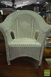 Sale 8431 - Lot 1045 - Cane Chair