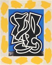 Sale 8896A - Lot 5087 - Alun Leach-Jones (1937 - 2017) - Untitled (abstract) 59 x 49 cm
