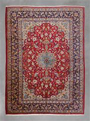 Sale 8480C - Lot 3 - Persian Kashan 360cm x 260cm