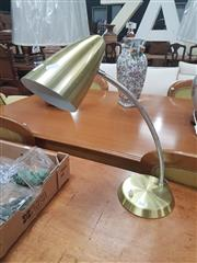 Sale 8676 - Lot 1367 - Anodized Desk Lamp