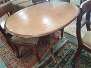 Sale 8676 - Lot 1167 - Late Victorian Tilt Top Loo Table