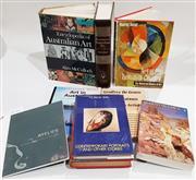 Sale 8822B - Lot 851 - Collection of Books incl. Atelier Australian Artist in Paris 1980-2000; The Writers & Artists Year Book 1953; Geoffrey De Gro..