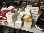 Sale 8819 - Lot 2343 - Collection of Ceramic American Figures