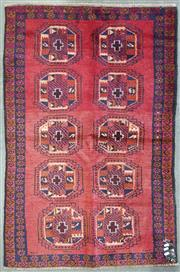 Sale 8959 - Lot 1070 - Afghan Qunduzi (135 x 88cm)