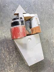 Sale 8971 - Lot 1079 - Small Industrial Mould (H:43 x D:26cm)