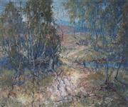 Sale 8980A - Lot 5023 - Reginald Rowe (1916 - 2010) - Near Bundanoon I 49 x 59 cm (frame: 65 x 75 x 3 cm)