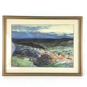 Sale 8545N - Lot 193 - J. Wilson (possibly Scottish), watercolour (26cm x 18cm)