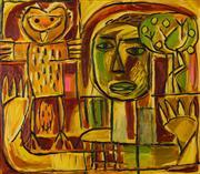 Sale 8839A - Lot 5031 - Pasquale Giardino (1961 - ) - Lemon Tree, 2001 66 x 76cm