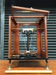 Sale 8859 - Lot 1020 - Cased Scientific Scales