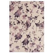 Sale 8911C - Lot 4 - Nepal Florence Broadhurst Floral 300 Carpet in Berry,  295 x 185cm, Tibetan Highland Wool & Chinese Silk