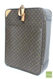 Sale 8516 - Lot 64 - Louis Vouitton Pegase-Legere-5 Travelling Suitcase
