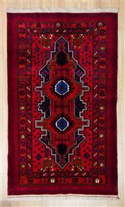 Sale 8576C - Lot 68 - Persian Baluchi 200cm x 120cm