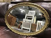 Sale 8809 - Lot 1076 - Gilt Framed Mirror