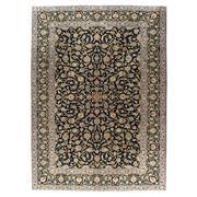 Sale 8890C - Lot 1 - Persian Semi-Antique Kashan Carpet, c1940, 377x275cm, Handspun Wool