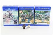 Sale 8894 - Lot 375 - The Collectors Showcase Handpainted Figures (3 boxes) together with a King & Country Figure (Tank Commanders WS223-1)