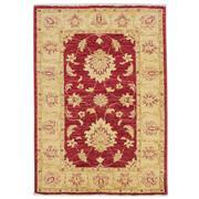 Sale 8911C - Lot 5 - Afghan Fine Hezari Rug, 90 x 66cm, Handspun Ghazni Wool