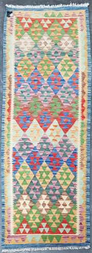 Sale 8959 - Lot 1097 - Persian Kilim Runner (208 x 76cm)