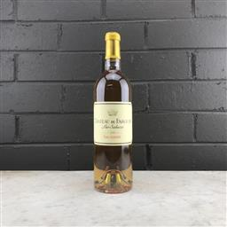 Sale 9089 - Lot 590 - 2008 Chateau de Fargues, Sauternes