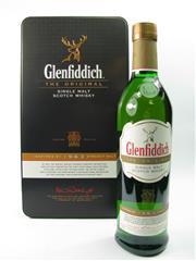 Sale 8290 - Lot 423 - 1x Glennfiddich The Original Single Malt Scotch Whisky - inspired by 1963 straight malt limited edition in box