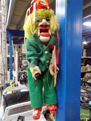 Sale 8462 - Lot 1062 - Marionette Puppet
