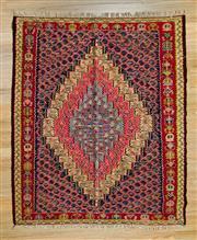 Sale 8566C - Lot 44 - Persian Sana 150cm x 127cm