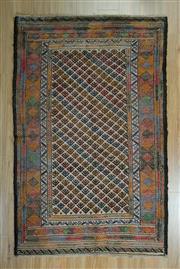 Sale 8625C - Lot 41 - Persian Somak 183cm x 118cm