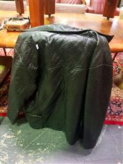 Sale 8663 - Lot 2148 - Leather Jacket