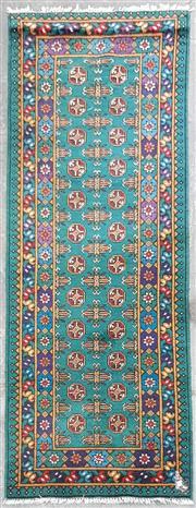 Sale 8959 - Lot 1071 - Afghan Turkoman Runner (202 x 78cm)