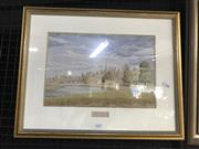 Sale 9045 - Lot 2025 - Artist Unknown - Ross. Herefordshire, watercolour