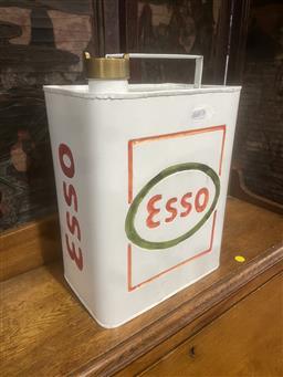 Sale 9108 - Lot 1048 - Esso fuel can