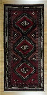 Sale 8625C - Lot 42 - Persian Baluchi 280cm x 130cm