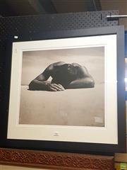 Sale 8640 - Lot 2063 - Max Dupain Print Sun Bather