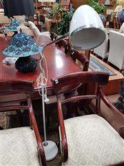 Sale 8834 - Lot 1011 - Snake Neck Standard Lamp