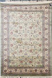 Sale 8868 - Lot 1589 - Turkish Kashan (230 x 160cm)