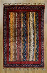 Sale 8566C - Lot 46 - Afghan Chobi 125cm x 80cm