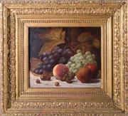 Sale 8599A - Lot 85 - Artist Unknown (19th century British school) - Still Life of Fruits