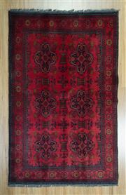 Sale 8625C - Lot 43 - Afghan Khal Mohamadi 200cm x 125cm