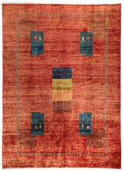 Sale 8715C - Lot 68 - An Afghan Chobi Gabbeh Dyed In Hand Spun Wool, Very Suitable To Australian Interiors, 290 X 210Cm