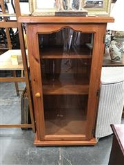 Sale 8868 - Lot 1571 - Glass Front Cabinet