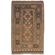 Sale 8911C - Lot 7 - Afghan Maymana Runner, 155 x 100cm, Handspun Ghazni Wool