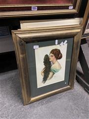Sale 8995 - Lot 2092 - 3 Framed Prints 37x45cm (frame)