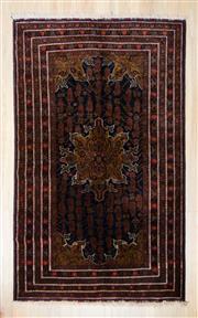 Sale 8576C - Lot 71 - Persian Baluchi 200cm x 116cm