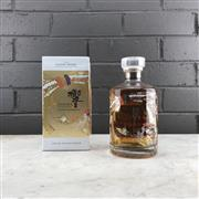 Sale 9079W - Lot 824 - Hibiki Japanese Harmony Blended Japanese Whisky - 30th anniversary  limited edition design, 43% ABV, 750ml in box
