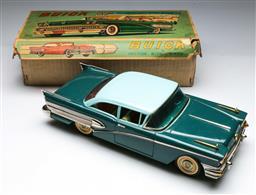 Sale 9148 - Lot 1 - A vintage model Buick car in original box