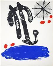 Sale 8675A - Lot 5048 - Joan Miró (1893 - 1983) - Untitled, 1953 30.5 x 22cm